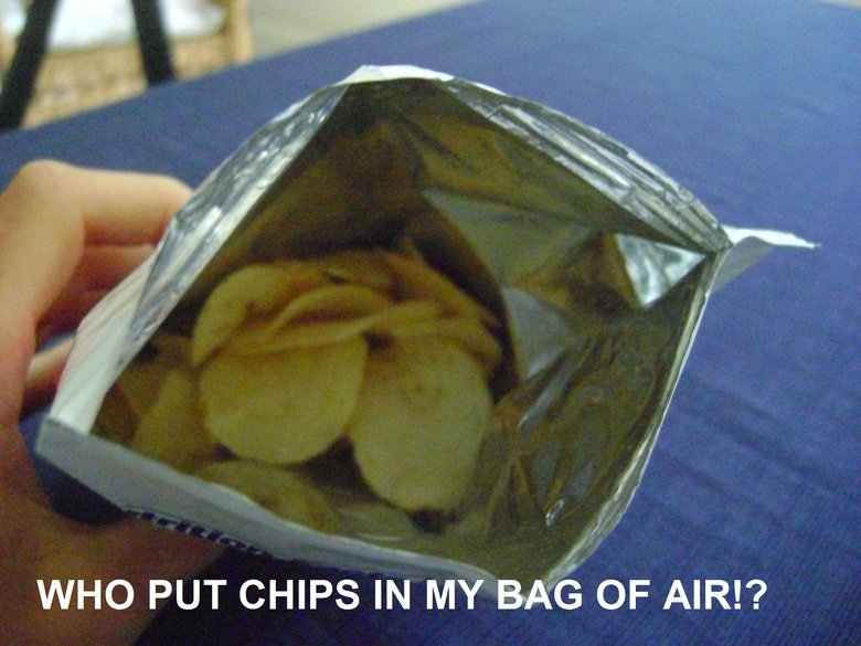 Bag of air for $5.69, anyone?